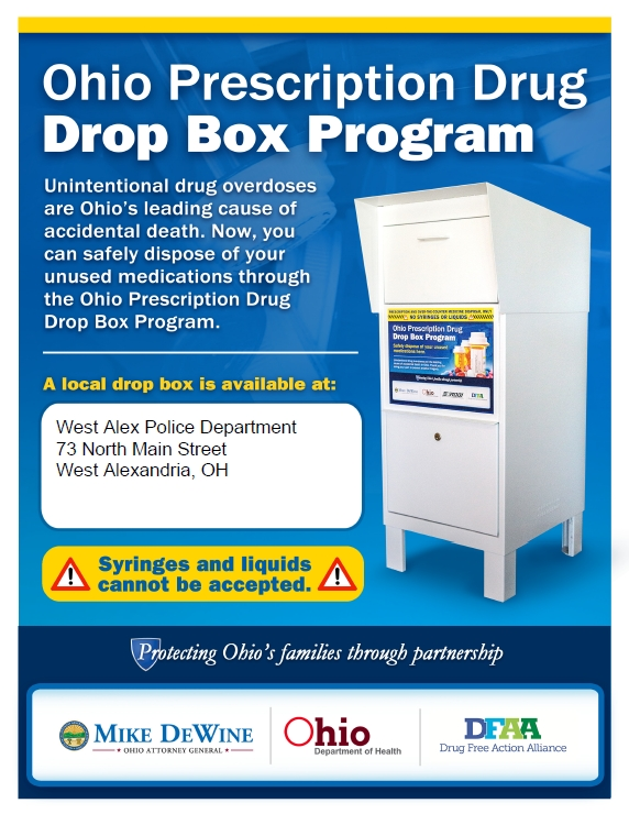 Drop Box Flyer